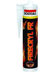 Hermetikas akrilinis atsparus ugniai FireCryl FR SOUDAL