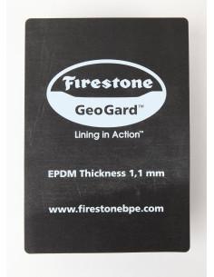 Baseininė plėvelė EPDM GeoGard Firestone