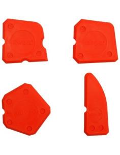 Glaistikliai - mentelės silikonui