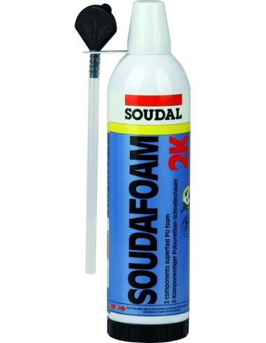 Putos dvikomponentės poliuretano pagrindu SOUDAFOAM 2K