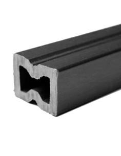 Atraminė sija (lagė) iš medienos-plastiko kompozito WPC, ilgis 3m