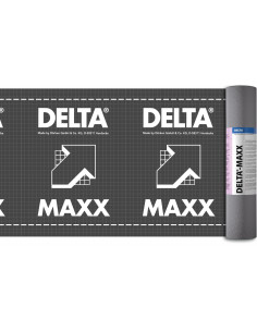 Difuzinė plėvelė su lipnia juosta DELTA MAXX