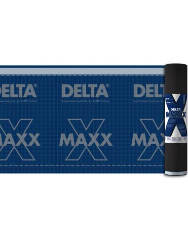 Difuzinė plėvelė su lipnia juosta DELTA MAXX X