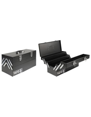 Dėžė įrankiams metalinė