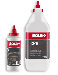Milteliai CPR raudoni dažantys ištraukiamai virvutei
