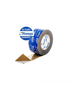 Klijavimo juosta USB Tape 1 PE mėlyna 60mm x25m RIWEGA