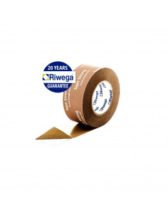Klijavimo juosta USB Tape STRONG ruda 60mm x 25m RIWEGA
