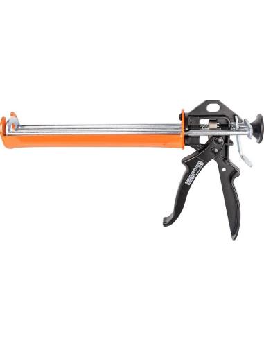 Sustiprintas pistoletas silikonui CORONA
