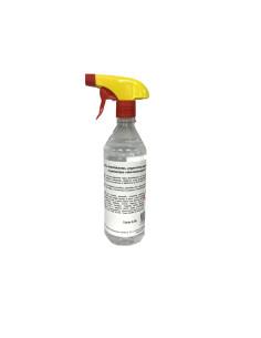 Rankų dezinfekantas 0,5L su purkštuku