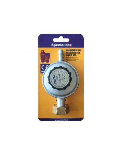 Buitinis reguliuojamas dujų reduktorius
