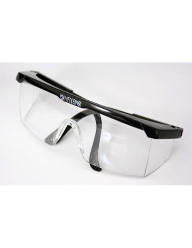 """Apsauginiai akiniai """"RICHMANN"""", skaidrūs"""