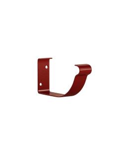 Laikiklis latakui metalinis, sustiprintas, spalva Raudona RAL3009