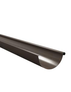 Latakas plieninis, ilgis 3.0m, Ruda RAL8017
