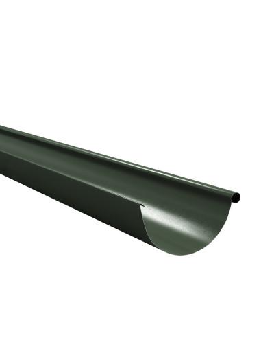 Latakas plieninis, ilgis 2.0m  Žalia RAL6020