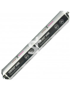 Plėvelės ir membranos klijai Gerband Fortax®-Folienkleber 6400, 600 ml