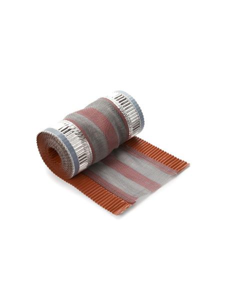 Kraigo sandarinimo juosta, plotis 300mm, ilgis 5m, Ryški Raudona spalva, RAL3011