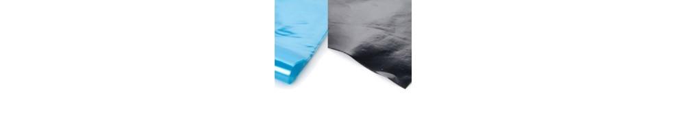 Statybinės plėvelės ir membranos