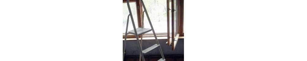 Laiptai ir kopėčios