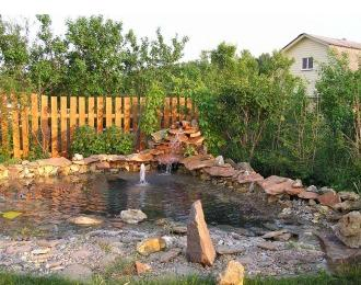 Plėvelė dekoratyviniam baseinui